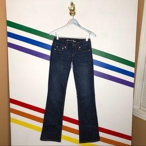NEW American Eagle favorite boyfriend jeans 00Long
